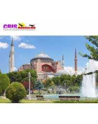 Puzzle Hagia Sophia