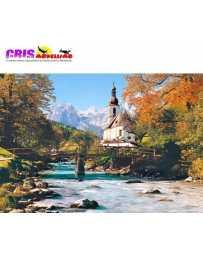 Puzzle Ramsau, Alemania de 1000 piezas