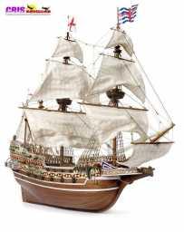 Maqueta Galeon HMS Revenge