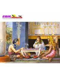 Puzzle Ajedrez Egipcio de 1000 piezas