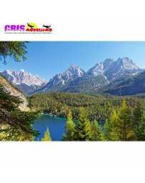Puzzle Lago en los Alpes de 3000 piezas