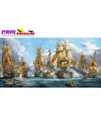 Puzzle Batalla Naval de 4000 piezas