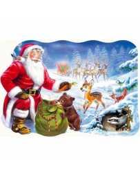Puzzle Santa Claus de 20 piezas Maxi