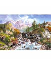 Puzzle Watermill de 1000 piezas