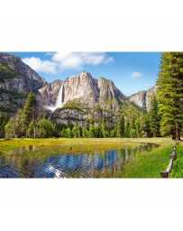Puzzle Parque Nacional Yosemite, USA de 1000 piezas