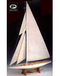Maqueta America's Cup 1930 Enterprise