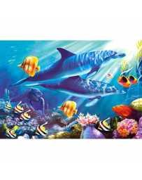 Puzzle Mundo Submarino