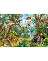 Puzzle Vida Escondida en la Selva de 2000 piezas