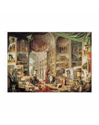 Puzzle Galeria con Vistas de la Antigua Roma de 1000 piezas