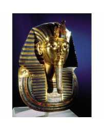 Puzzle Tutankhamon. La Escultura de Oro de 1000 piezas