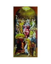 Puzzle Pentecostes de 1000 piezas