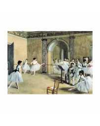 Puzzle El Vestíbulo de Danza en la Opera de 1500 piezas
