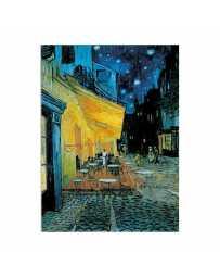 Puzzle Cafe de la Noche de 1500 piezas