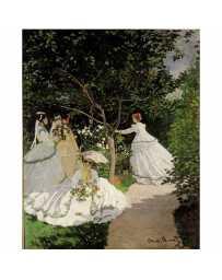 Puzzle Mujeres en el Jardín de 2000 piezas
