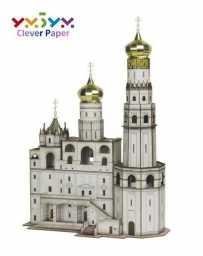 Puzzle 3D Campanario de Ivan