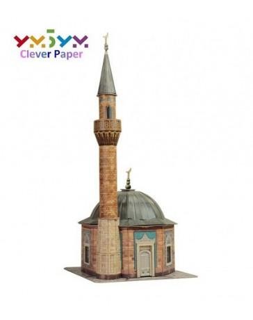 Puzzle 3D Mezquita de Konak