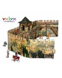 Puzzle 3D Muralla