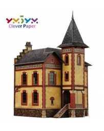 Puzzle 3D Villa Villemomble