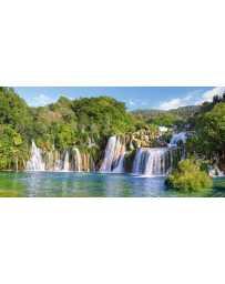 Puzzle Krka Waterfalls, Croatia de 4000 piezas