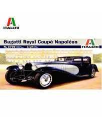 Maqueta Bugatti Royal Coupe Napoleon