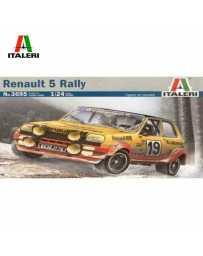 Maqueta Renault 5 Rally
