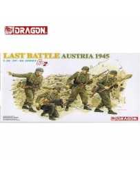 Maqueta Last Battle Austria 1945