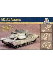 Maqueta de plastico M1 A1 Abrams