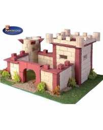 Maqueta de ceramica Castillo 2