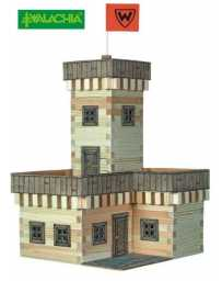 Construccion en madera Castillo de Verano
