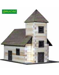 Construccion en madera Iglesia