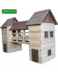 Construccion en madera Puente Madera