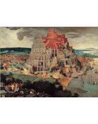 Puzzle La Torre de Babel de 2000 piezas