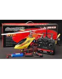 Helicoptero Black Hawk 450 3D 2,4Ghz RTF