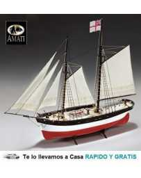 Maqueta Q-Ship (Pirate Ship)
