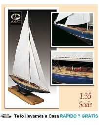Maqueta America's Cup 1934 Endeavour