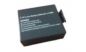 Recambio Batería Li-ion 3,7V 900mAh (CÁMARA DRONE GUARDIAN)