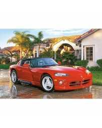 Puzzle Dodge Viper RT10 de 500 piezas