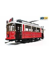 Maqueta Tranvia Istanbul