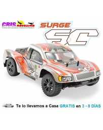 Coche FTX Surge Naranja 1/12 4WD Brushed Short Course Truck RTR