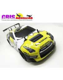 Juguete Coche Rally Speed Racing 1/10 QY1855A
