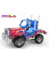 Juguete Kit Technic Camión Construcción 2 en 1