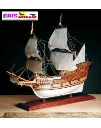 Maqueta Mayflower 1620