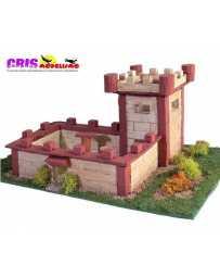 Maqueta de ceramica Castillo 1
