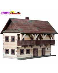 Construccion en madera Posada