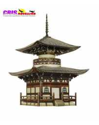 Puzzle 3D Templo de Honpo