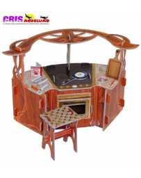 Puzzle 3D Cocina