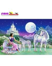 Puzzle La Princesa y el Unicornio