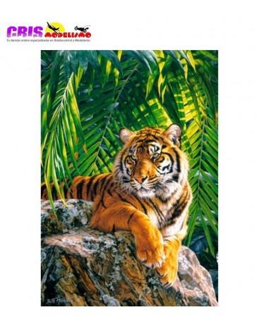 Puzzle Tigre de Sumatra de 500 piezas