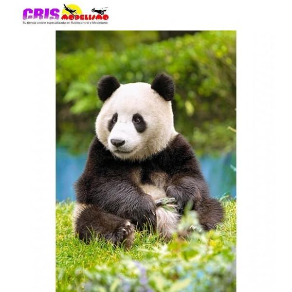 Puzzle Panda de 500 piezas