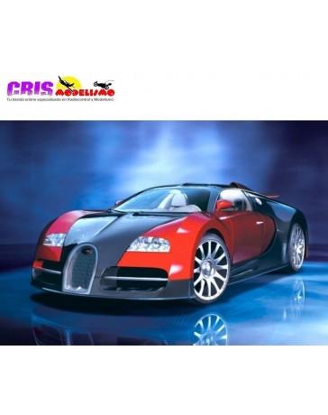 Puzzle Bugatti Veyron de 1000 piezas